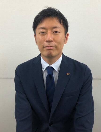 営業部 寳坂 幸樹(ほうさか こうき)