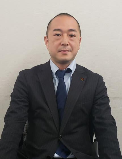 営業部 課長 勝村 崇博