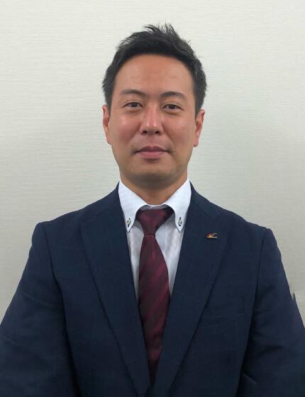 営業部リーダー 岡田 一宏